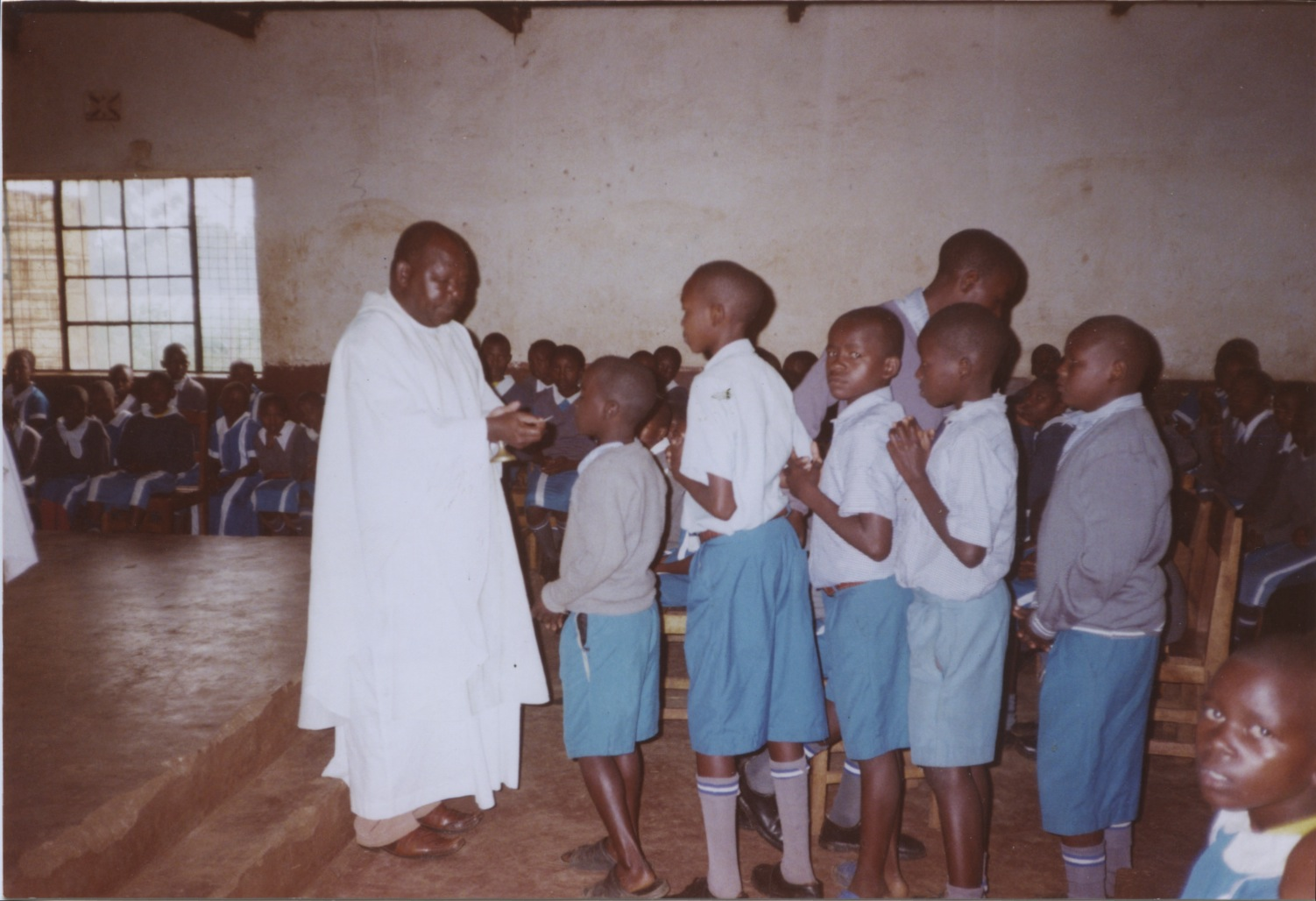 communion in kenya