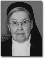 Sister Mary Erwin