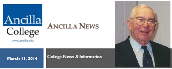 Ancilla College Announces Receipt of Major Gift