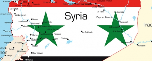Prayer for the People of Syria