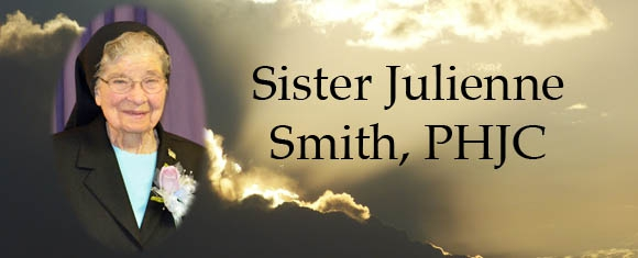 In Memory of Sister Julienne Smith, PHJC