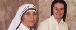 Sister Mary Carolyn Welhoelter Remembers Meeting Saint Mother Teresa